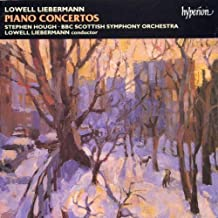 Liebermann: Piano Concertos by unknown (1997-06-10)