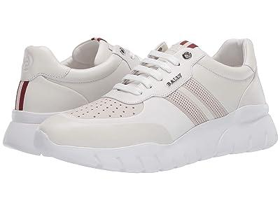 Bally Bison-T/7 Sneaker (White) Men