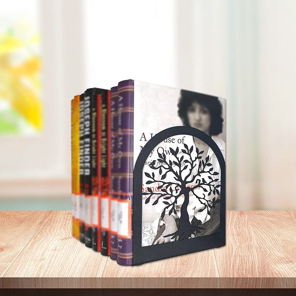 Book Ends Bookends Holder Cheap mail Max 87% OFF order shopping Metal Organ Skid Non Support
