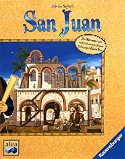 Ravensburger 26924 - ALEA: San Juan (B0002I0LJ0) | Amazon price tracker / tracking, Amazon price history charts, Amazon price watches, Amazon price drop alerts
