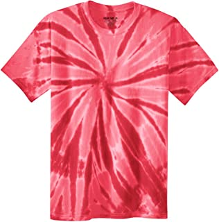 Best red tie dye t shirt Reviews