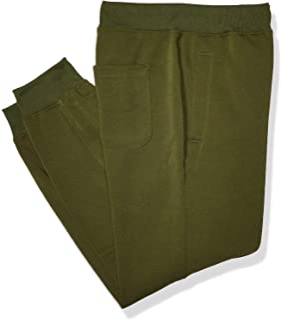 Men's Active Basic Jogger Fleece Pants