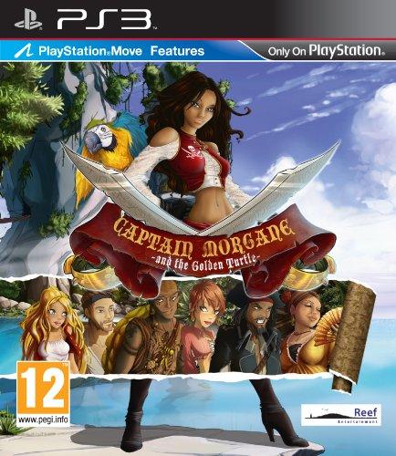 Captain Morgane and the Golden Turtle (PS3) - [Edizione: Regno Unito]