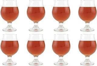 Libbey Belgian Beer Glass - 16 Ounce, Set of 8