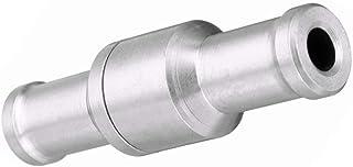 SUOFEILAIMU-Valve Needle Valve 8mm ID Hose Barb Brass Needle Valve for Gas Max Pressure 0.8 Mpa NV4-8