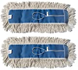 Best Dust Mops - Nine Forty Industrial | Commercial USA Cotton Floor Review