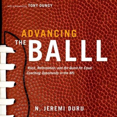 Advancing the Ball audiobook cover art