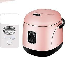 Rijstkoker (1.2L/200W) Huishoudelijke Mini Rijstkoker, automatische warmtebehoud, met stoomlade, spatel en maatbeker, voor...