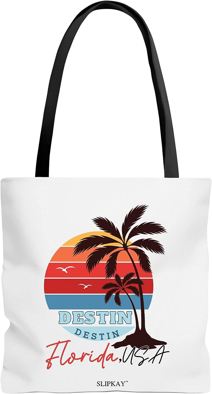 Destin Florida Souvenir Toe Bag
