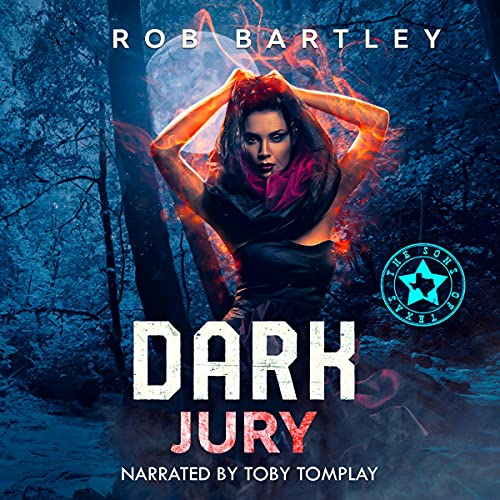 Dark Jury Audiobook By Rob Bartley cover art