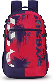 Skybags Fashion Backpacks For Unisex, SBKOP02PPL, Purple