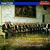ヴィヴァルディ:ヴァイオリン協奏曲集《ラ・ストラヴァガンツァ》 作品4