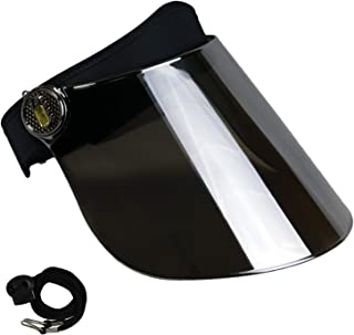 Sun Visor Hat Cap UV Protection - Premium Adjustable Solar Headband Face Shield