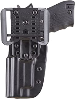 Blade-Tech OWB Holster for Glock 19/23/32 with Dropped and Offset Adjustable Sting Ray (Black)