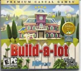 Build-a-lot Real Estate Game PC CD-ROM Premium Casual Games