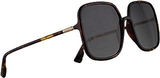 75e9803d6c7a5 Christian Dior DiorSoStellaire1 Sunglasses Yellow Red Havana w Grey Lens  59mm EPZ1I SoStellaire1
