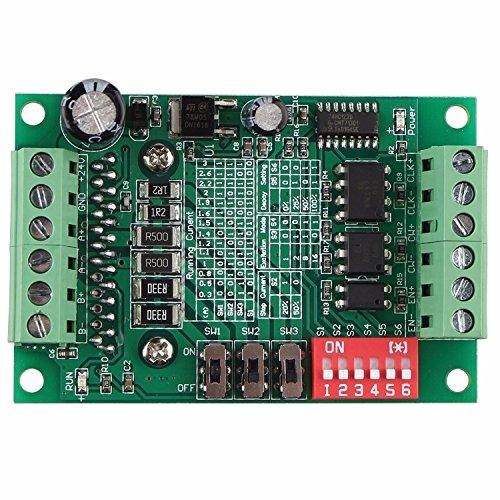 Solo 1 Axis Controller Controladores de Motor de Pasos TB6560 3A Placa de Controlador Router CNC