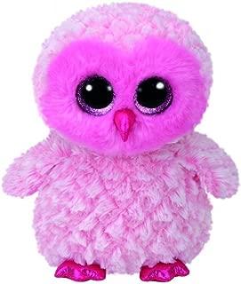 Ty Beanie Boos Twiggy - owl Pink med