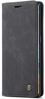 CaseMe/Samsung Galaxy S20 Case & Cover, Wallet Case with Kickstand & Card Slots,Flip and Fold Case for Galaxy S20, Phone (...