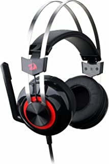 Headset Redragon Talos Gamer, H601