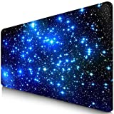 Sidorenko Tapis de Souris Gaming XL - 900 x 400 mm - Gamer Mouse Pad - Surface spéciale...