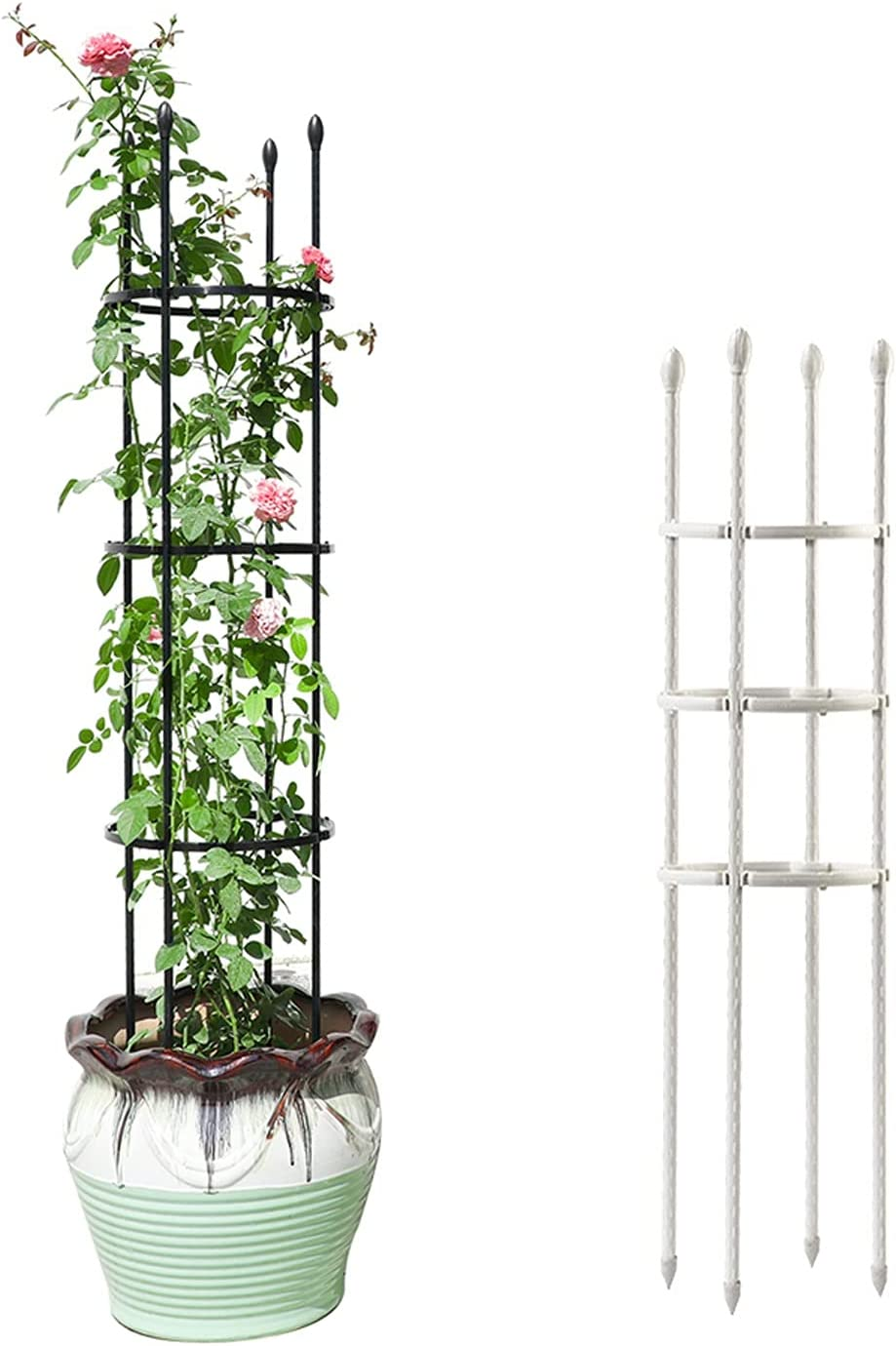 Ranking integrated 1st place JTGPFC Tomato Cages Vegetable Trellis for Chicago Mall Stake Tomatos