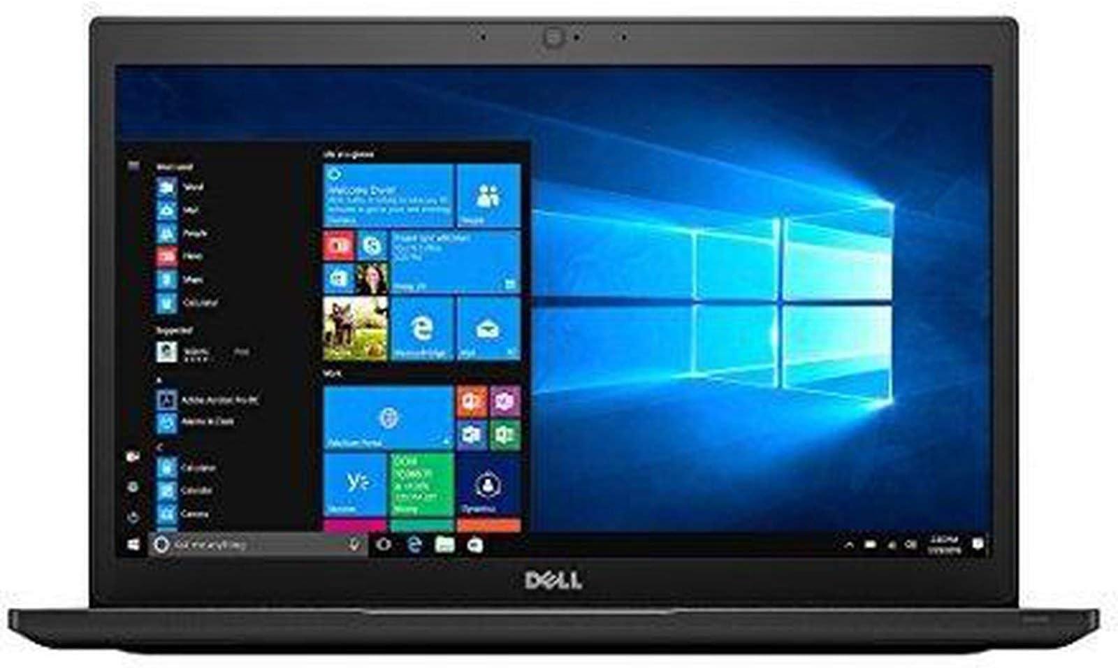 "Dell Latitude 7490 Intel Core i7-8650U 16GB DDR4 RAM, 512GB SSD 14"" FHD Windows 10 Pro Laptop (Renewed)"