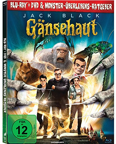 Gänsehaut - Digibook (+ DVD) [Blu-ray] [Limited Edition]