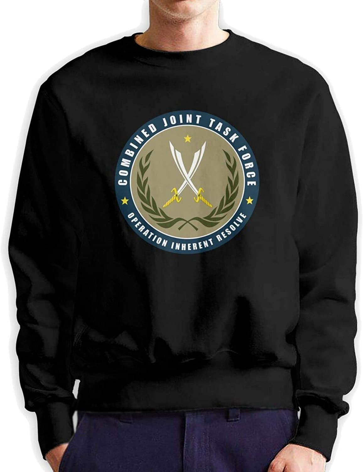 Cheap sale Joint Task Force Operation Inherent Men'S Vintag Resolve Low price Classic