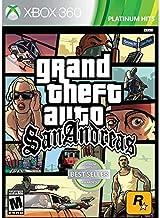 Rockstar, Grand Theft Auto San Andreas (Xbox 360) Video Game