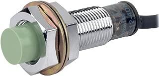 Autonics PR12-4DP Cylindrical proximity sensor, Sensor, Inductive Prox, 4mm Sensing, M12 Round, Non-Shielded, PNP NO, 10-30 VDC