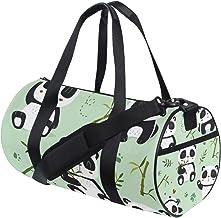 DEZIRO Mooie Panda Sport Duffle Bag Drum Sporttas