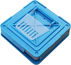 AKlamater Capsule Filling Machine Empty Capsule Filler with 100 Holes Easy to Use Empty Capsule Filling Tool Kit 0 Blue Estimated Price : £ 12,78