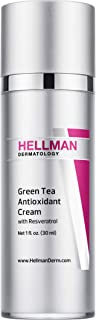 Green Tea Antioxidant Cream with Resveratrol