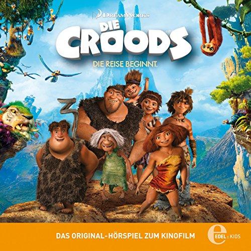 Die Croods - Die Reise beginnt Titelbild