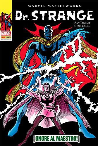 Dr. Strange: 3 (Marvel masterworks)