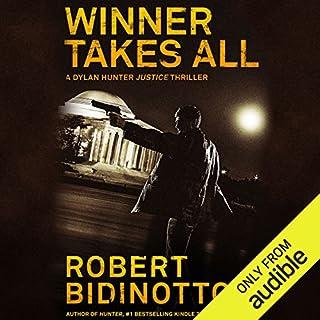 Winner Takes All audiobook cover art
