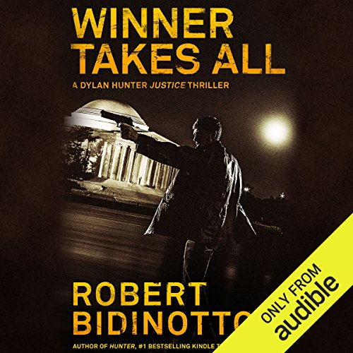 Winner Takes All audiobook cover art