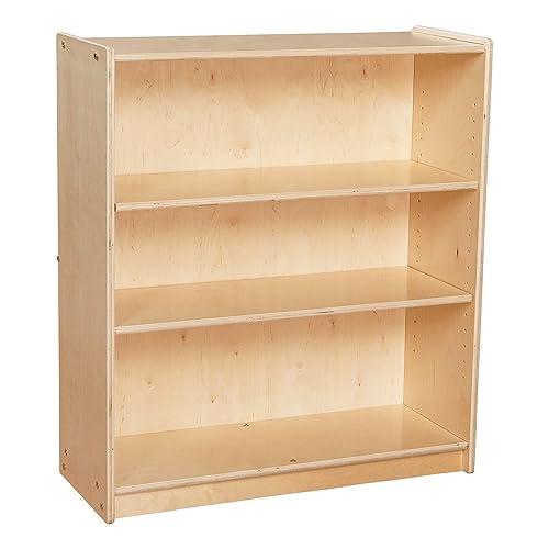 Sensational Unfinished Wood Bookcases Amazon Com Interior Design Ideas Tzicisoteloinfo