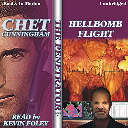 Hellbomb Flight audiobook cover art