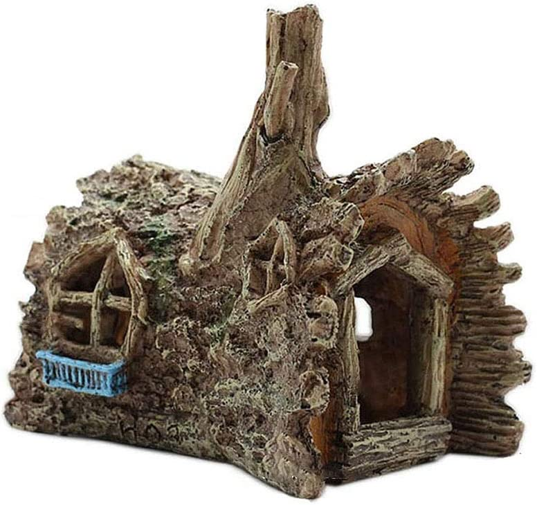 Max 79% OFF CDDJJ Fish Tank Landscaping Aquarium Cheap mail order specialty store Decoration Tree Hiding Cave