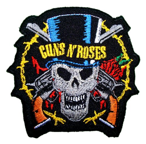 Guns n Roses Iron on Patch