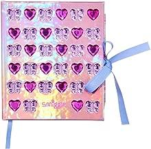 Stampa di farfalle astuccio portamatite scolastico Smiggle Explore Post per ragazzi e ragazze con scomparto munito di cerniera e scomparto a busta