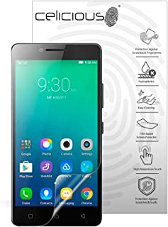 Celicious Impact Anti-Shock Shatterproof Screen Protector Film Compatible with Lenovo A6010 Plus