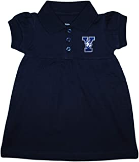 Yale University Baby and Toddler Polo Dress