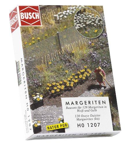 Hornby France - Busch - 1207 - Circuit - Train - Marguerites