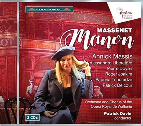 Manon Opéra en Cinq Actes et Six Tableaux