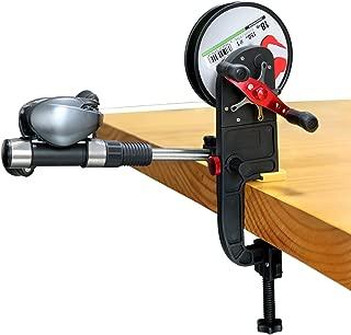 thkfish Fishing Line Spooler Winder System Machine for Baitcasting Spinning Reel Fishing Line Winder Machine.
