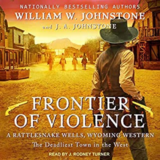 Frontier of Violence cover art