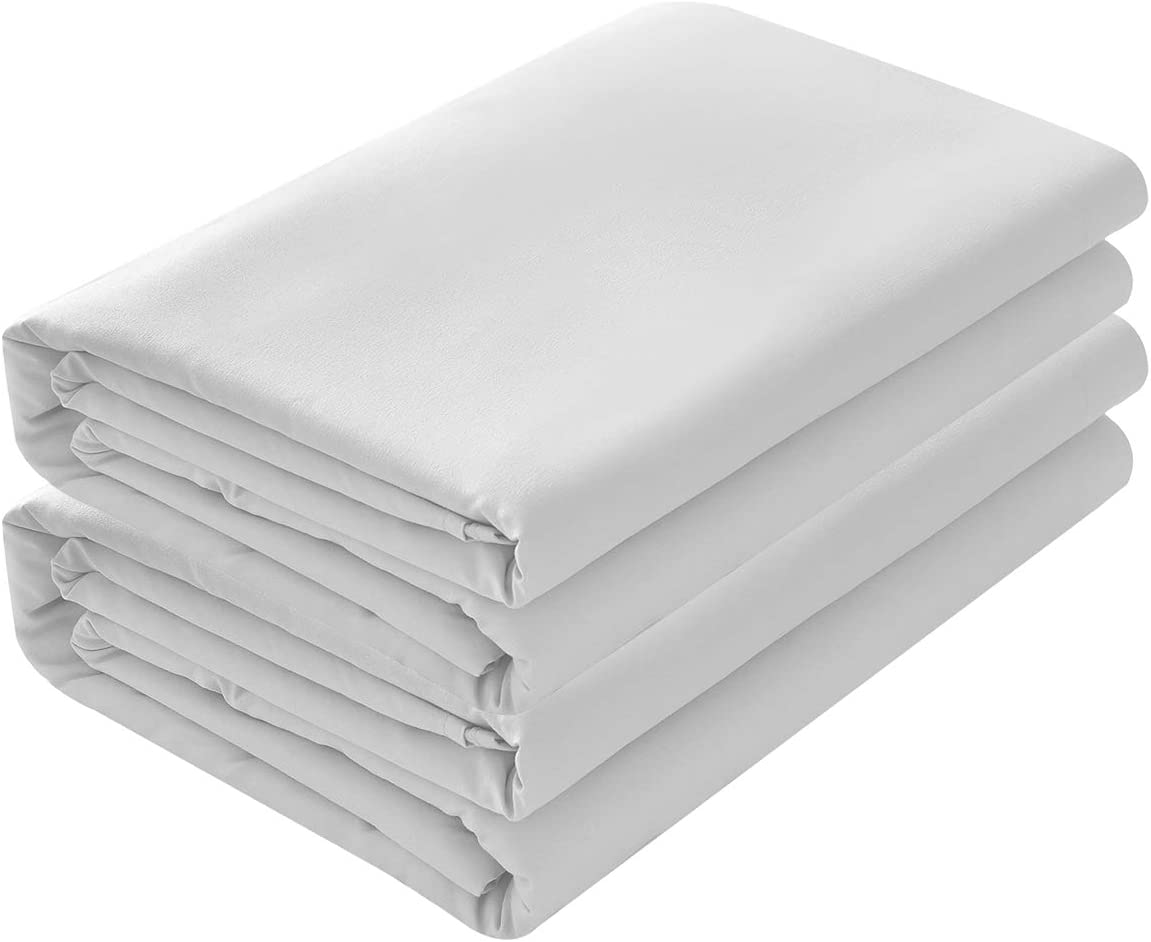 Basic Choice 2-Pack OFFer Flat Sheets New Free Shipping Series Bed Sheet Top Breathable